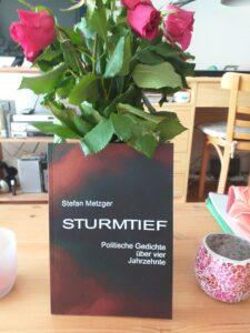 Sturmtief - Politische Gedichte von Stefan Metzger